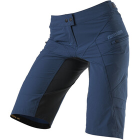 Zimtstern Startrackz Evo Pantaloncini Donna, petrolio